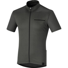 Shimano Transit Pavement Jersey Herr black denim